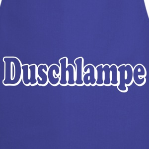 Duschlampe (Vektor) - Cooking Apron