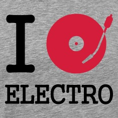 i dj play listen to electro