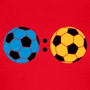 ball to ball - Vrouwen T-shirt