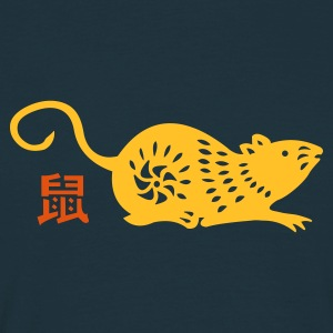 rat - Herre-T-shirt