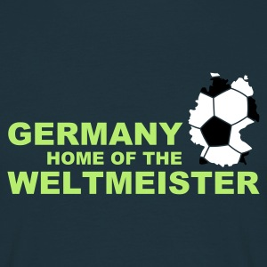 germany football champion - Men's T-Shirt