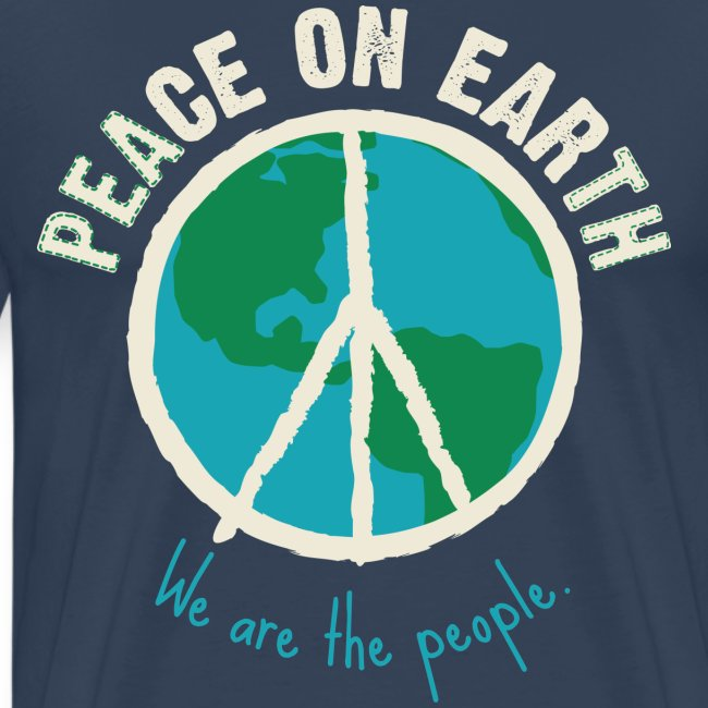We are the People - Peace on Earth