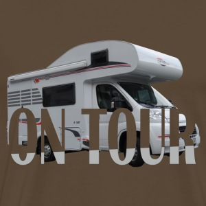 on Tour T-shirts - Herre premium T-shirt