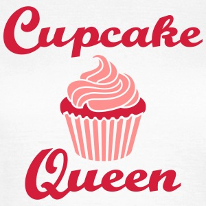 Cupcake Queen T-Shirts - Frauen T-Shirt