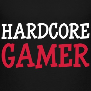 Hardcore Gamer Shirts - Teenager Premium T-shirt
