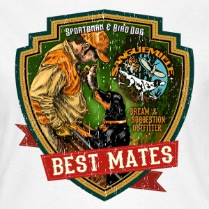 best mates T-Shirts - Frauen T-Shirt