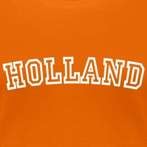 holland T-Shirts - Women's Premium T-Shirt