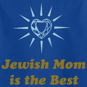 Jewish Mom is the Best - Kinder T-Shirt