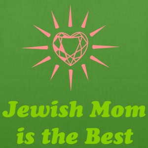 Jewish Mom is the Best - Bio-Stoffbeutel