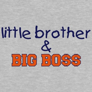 Little Brother & Big Boss T-Shirts - Baby T-Shirt