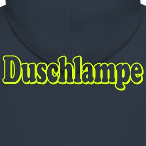 Duschlampe (Vektor) - Men's Premium Hooded Jacket
