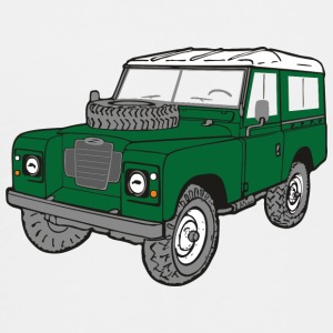 Land Rover Landie 4x4 Off-Road Series 3 88 Shirts - Teenager Premium T-shirt