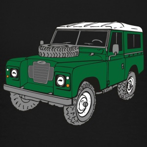 Land Rover Landie 4x4 Off-Road Series 3 88 Shirts - Kids' Premium T-Shirt