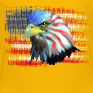 eagle USA Shirts - Teenage Premium T-Shirt