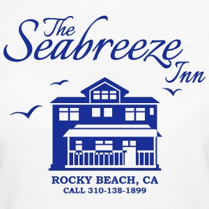 Seabreeze Inn T-Shirts - Frauen Bio-T-Shirt