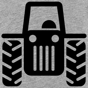 Tractor T-Shirts - Kinder Premium T-Shirt