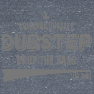 Original Dubstep - Drop The Bass Magliette - Maglietta da uomo con scollo a V