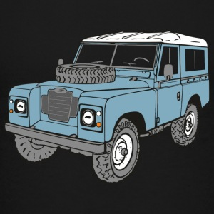 Land Rover Landie 4x4 Off Road Series 3 88 Shirts - Teenage Premium T-Shirt