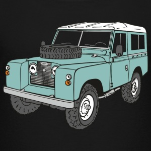 Landie 4x4 Off-Road Series 2 88 Classic Shirts - Teenager Premium T-shirt