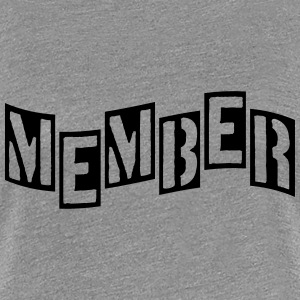 Cool Member Design T-Shirts - Women's Premium T-Shirt