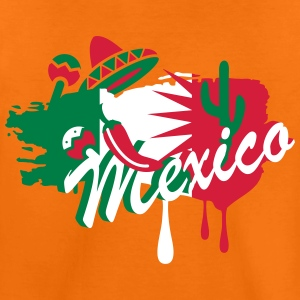 A Mexican Graffiti Shirts - Kids' Premium T-Shirt
