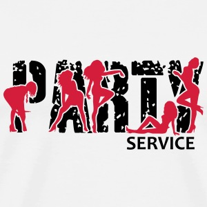 party service (2c) T-Shirts - Men's Premium T-Shirt
