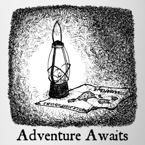 Adventure Awaits Bottles & Mugs - Mug