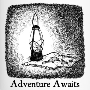 Adventure Awaits Bottles & Mugs - Travel Mug