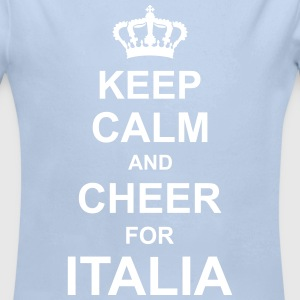 keep_calm_and_cheer_for_italia_g1 Hoodies - Longlseeve Baby Bodysuit