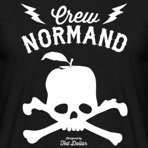 Crew Normand - T-shirt Homme