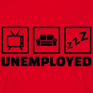 Unemployed T-Shirts - Männer T-Shirt