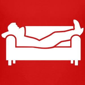Couch T-Shirts - Kinder Premium T-Shirt
