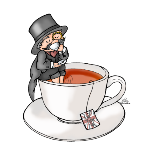Teatime like a Sir with Earl Grey