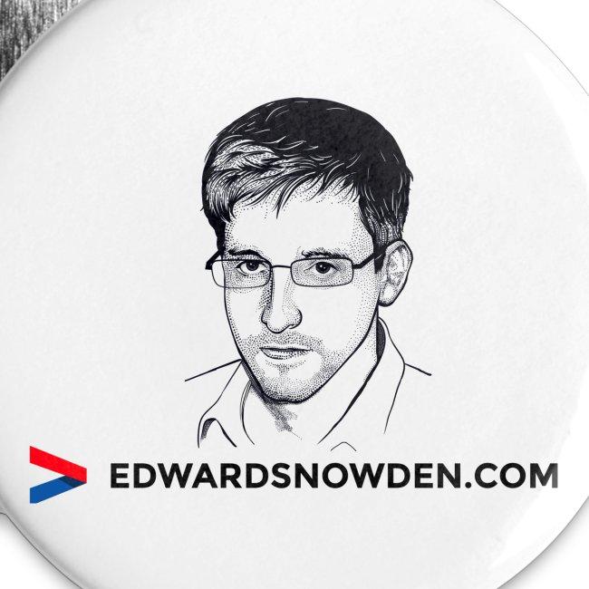 Edward Snowden Badges