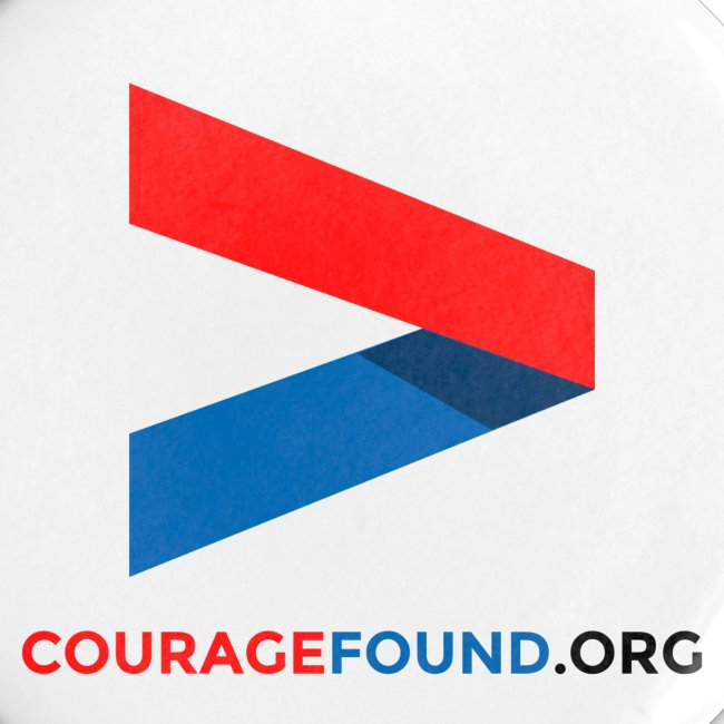 Courage Icon Badges