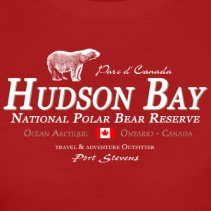 Hudson Bay T-Shirts - Frauen Bio-T-Shirt