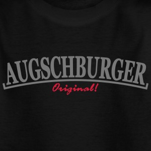 Augschburger, Original T-Shirts - Kinder T-Shirt