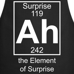 Ah, the Element of Surprise - Cooking Apron