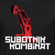 Motiv ~ Subotnik Kombinat SHIRT MEN BIO