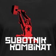 Motiv ~ Subotnik Kombinat SHIRT WOMEN BIO