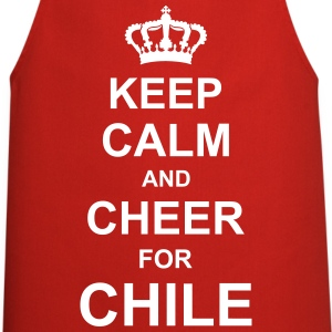 keep_calm_and_cheer_for_chile_g1 Forklær - Kokkeforkle