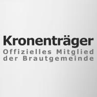 Motiv ~ Kronenträger-Tasse