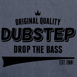 Original Dubstep - Drop The Bass Bags & Backpacks - Shoulder Bag made from recycled material