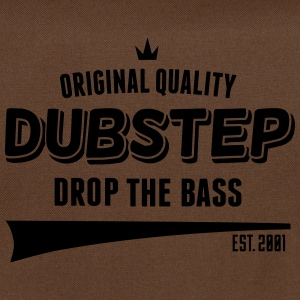Original Dubstep - Drop The Bass Vesker & ryggsekker - Skulderveske