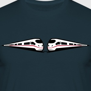 Train railway ice fast T-Shirts - Men's T-Shirt
