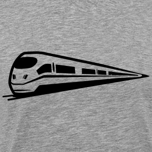 Train railway ice T-Shirts - Men's Premium T-Shirt