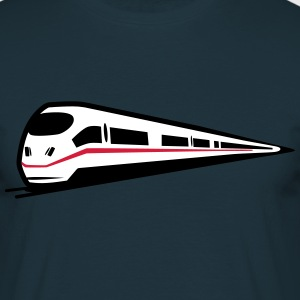 Train railway ice T-Shirts - Men's T-Shirt