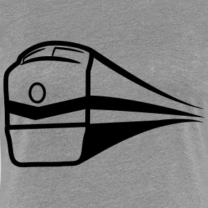 Train railway T-Shirts - Women's Premium T-Shirt