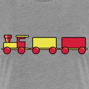 Toy train child T-Shirts - Women's Premium T-Shirt
