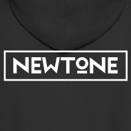 Motiv ~ NewTone Männer Kapuzenjacke schwarz
